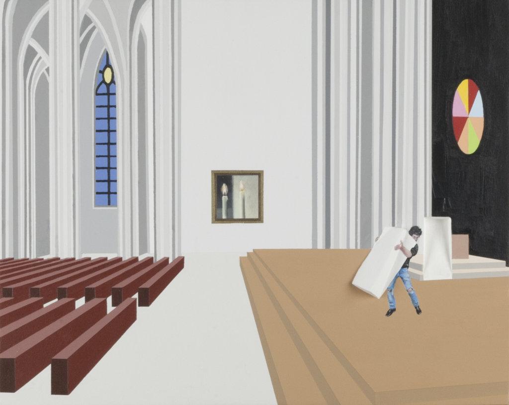 arrachement en cathédrale de reims